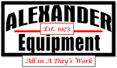 Alexander Equipment Logo